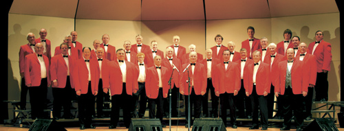 Charleston Barbershop Chorus